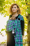 RING SLING - 100% BAUMWOLLE - Köperbindung - COUNTRYSIDE PLAID (grad B)