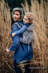 Onbuhimo SAD LennyLamb, talla Toddler, jacquard (100% algodón) - COLORS OF MYSTERY