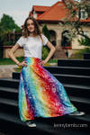 LennyAladdin Bambú para niños - talla 146 - SWALLOWS RAINBOW LIGHT