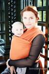 Chusta do noszenia dzieci, elastyczna - Jaspis - rozmiar standardowy 5.0 m