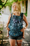 LennyPreschool Carrier, Preschool Size, jacquard weave 100% cotton - NOVA - JOYFUL TIME - ZUZA