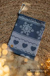 Gift sack (80% cotton, 20% merino wool) - standard size 32cmx43cm