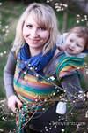 Baby Sling, Broken Twill Weave (bamboo + cotton) - Tangata - size M