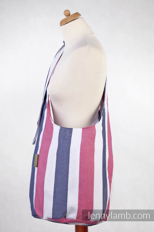 Hobo Bag made of woven fabric - MARSEILLAISE (grade B) #babywearing