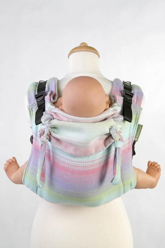 Lenny Buckle Onbuhimo Baby Carrier Standard Size