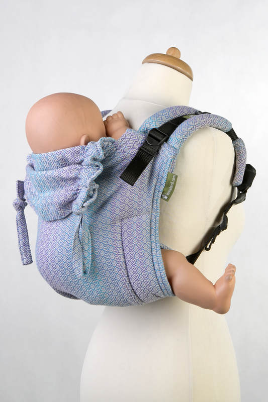 :LBO_STNDRD_LTTL_LV_ZPHR #babywearing