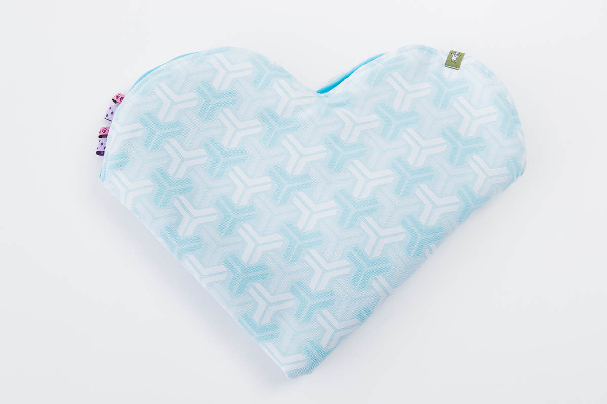 Lenny Baby Mat (Outer layer-100% cotton, Stuffing-100% polyester) - TRINITY (grade B) #babywearing