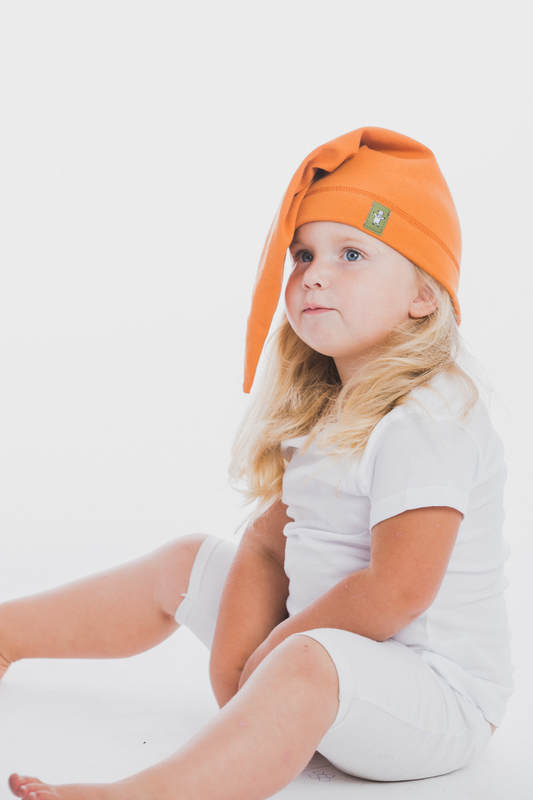 Gorrito de elfo (100% algodón) - talla S - Jasper #babywearing
