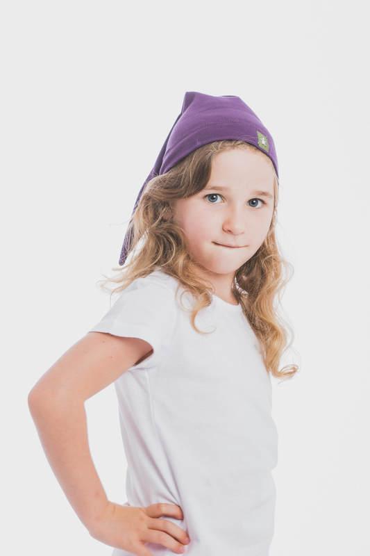 Elf Baby Hat (100% cotton) - size XL - Sugilite #babywearing