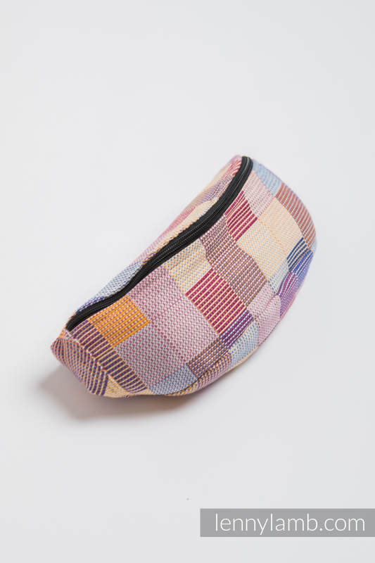 Waist Bag made of woven fabric, (100% cotton) - QUARTET  #babywearing