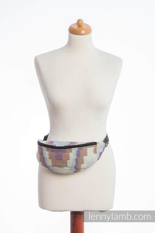 Saszetka z tkaniny chustowej, (100% bawełna) - TRIO  #babywearing