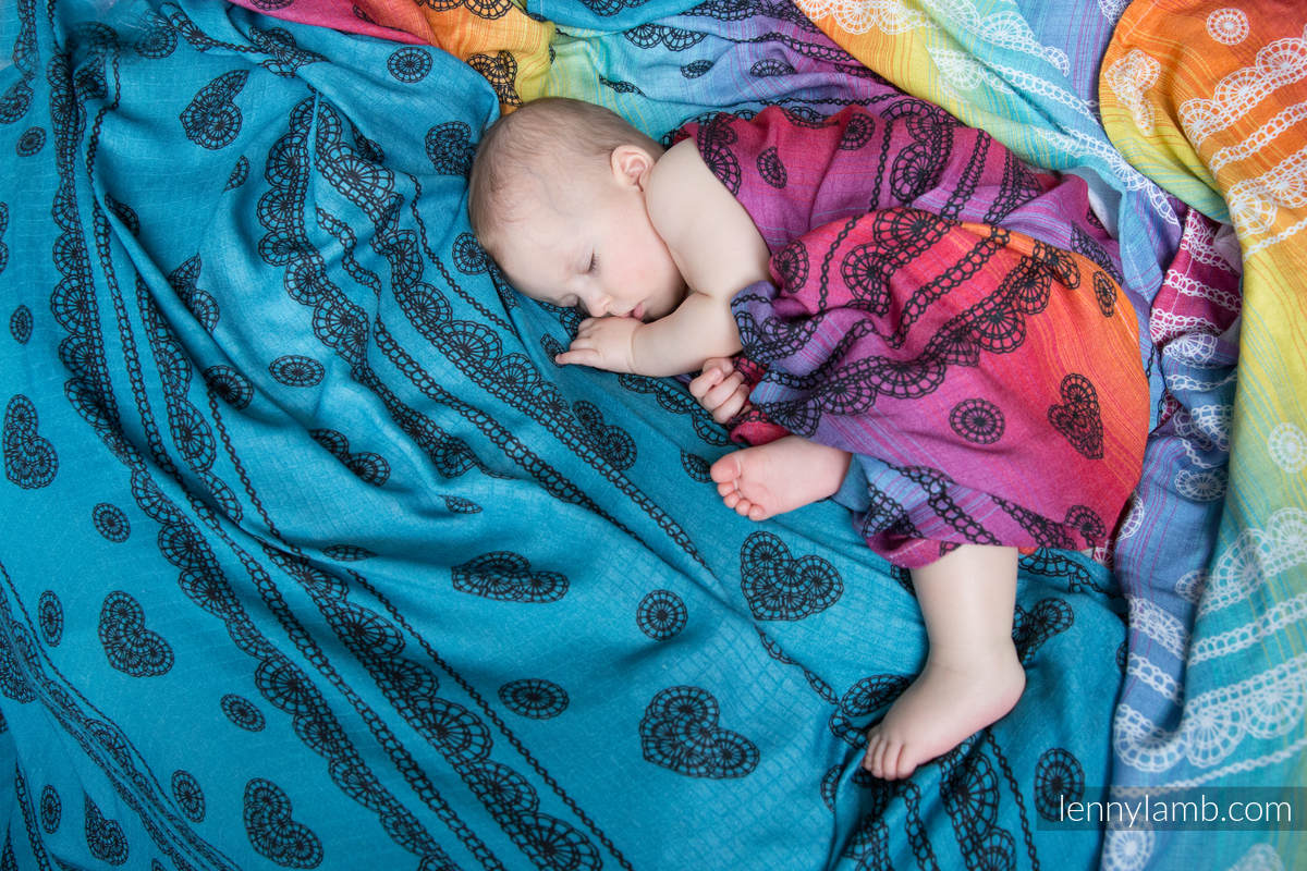 Swaddle Wrap - SEA ADVENTURE LIGHT #babywearing