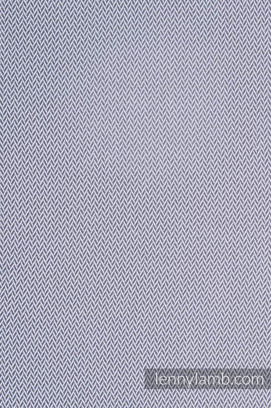 Doll Sling, Herringbone Weave, 100% cotton - LITTLE HERRINGBONE GREY  #babywearing