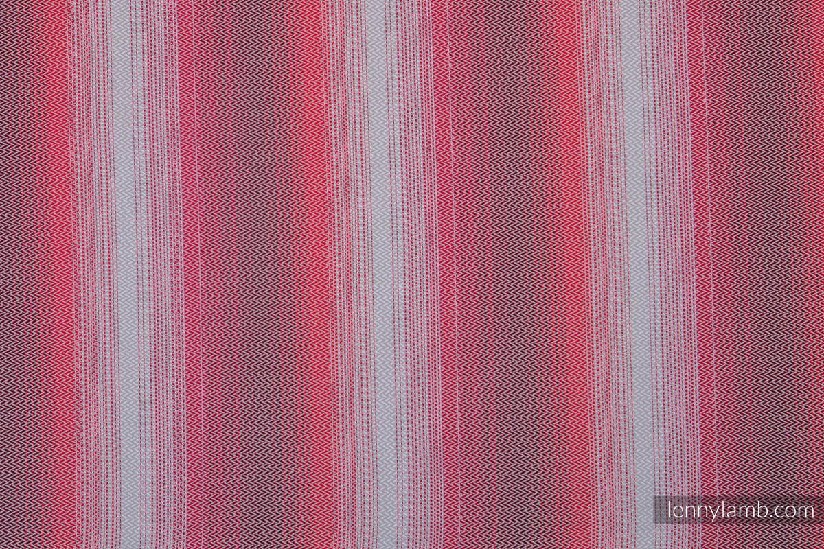 Baby Wrap, Herringbone Weave (100% cotton) - LITTLE HERRINGBONE ELEGANCE - size M #babywearing