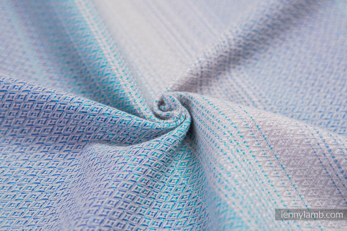 Baby Sling, Diamond Weave, 100% cotton - DIAMOND ILLUSION LIGHT - size XL #babywearing