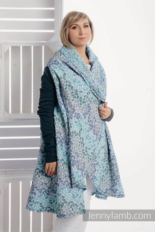 Long Cardigan - size L/XL - Colors of Heaven #babywearing