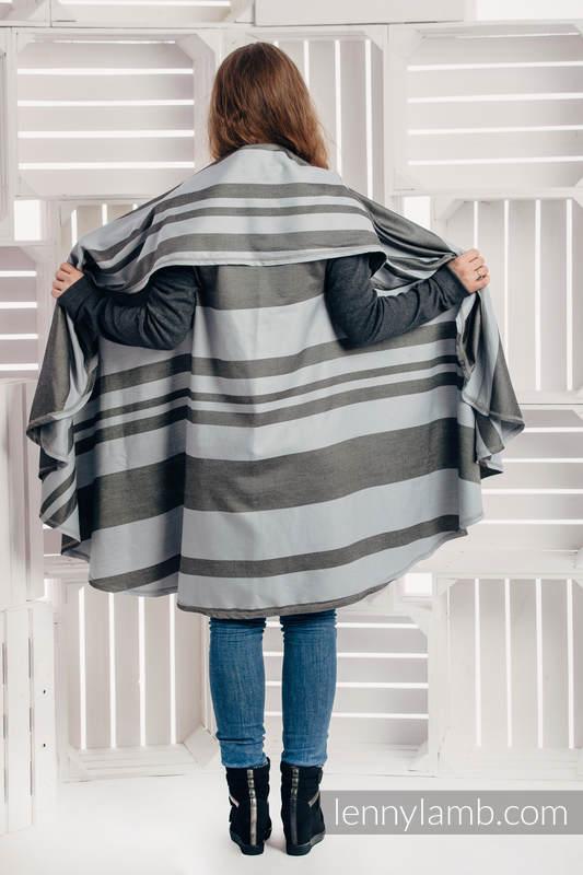 Long Cardigan - size L/XL - Moon Rock #babywearing
