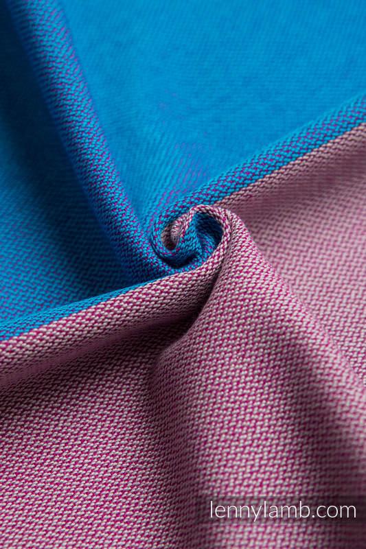 Fular Línea Básica - FLUORITE, tejido de sarga cruzada, 100% algodón, talla L #babywearing
