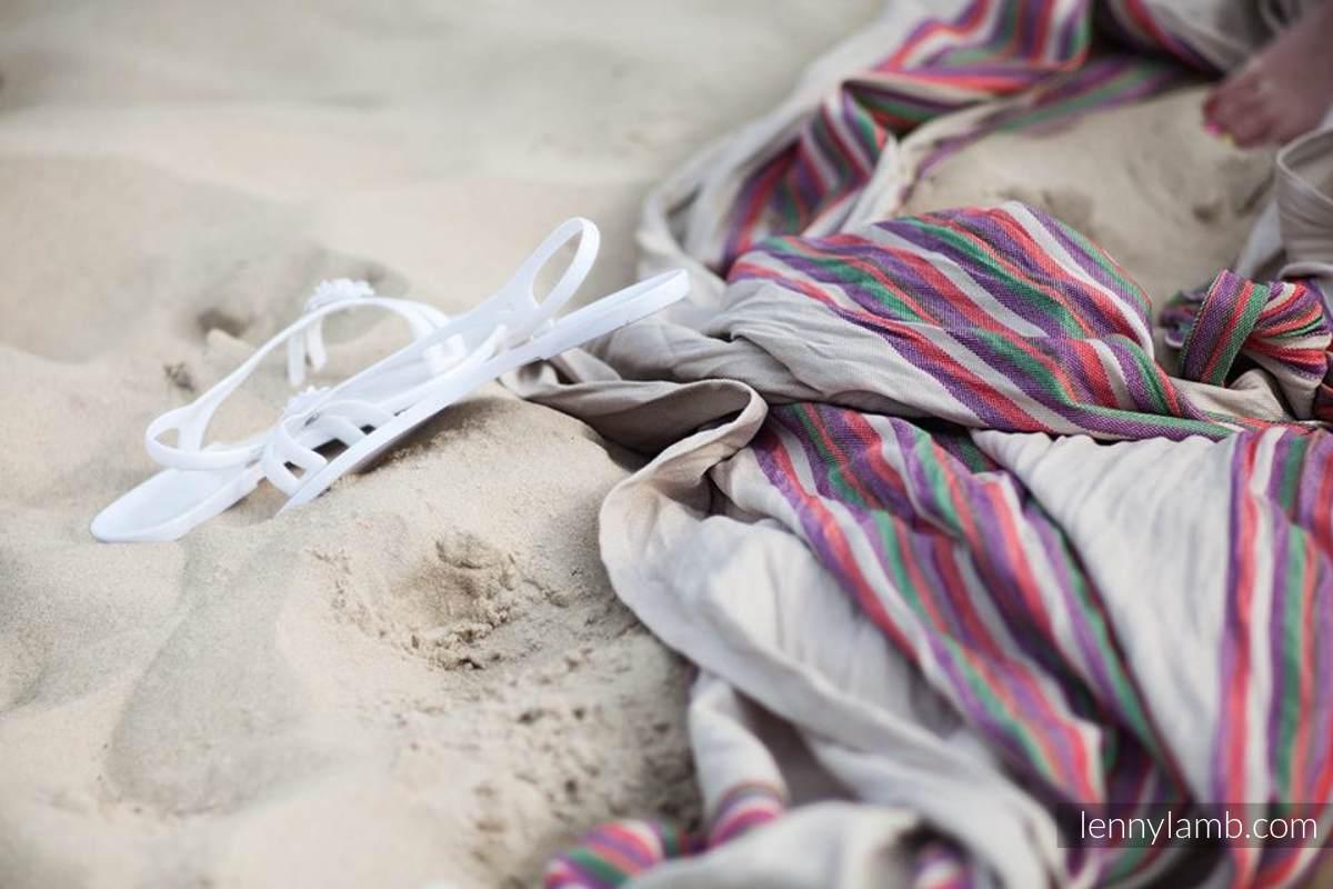 Baby Sling Broken Twill Weave Bamboo Cotton Desert