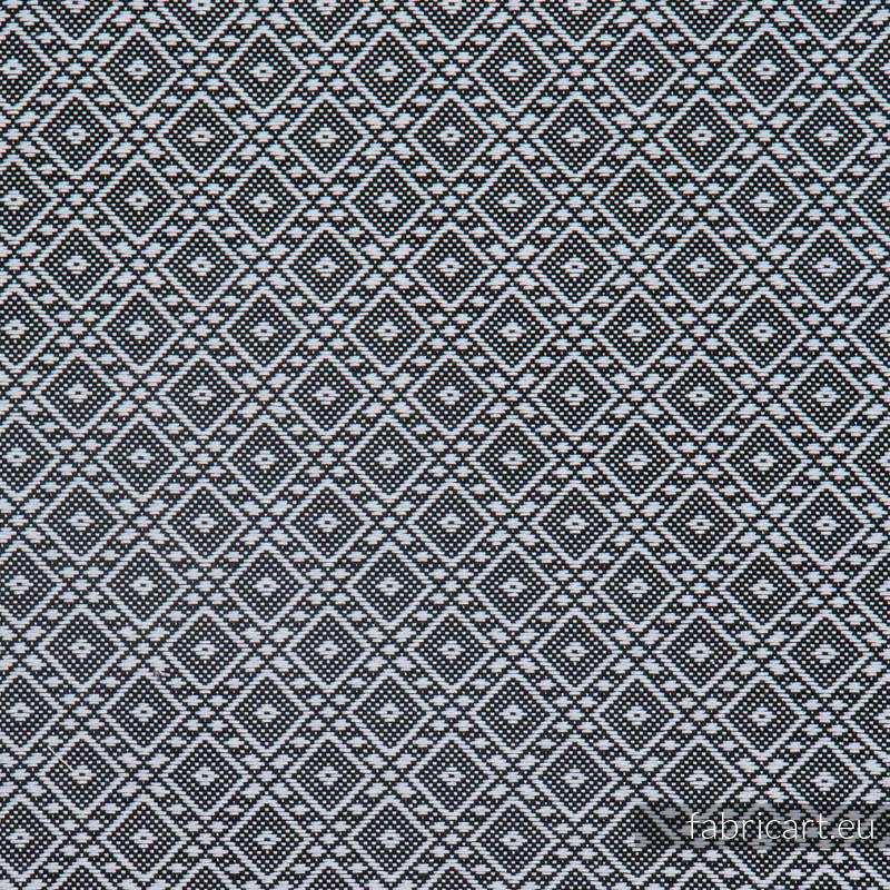 CARRE OLYMPIA, ćwiartka tkaniny, splot żakardowy, rozmiar 50cm x 70cm #babywearing