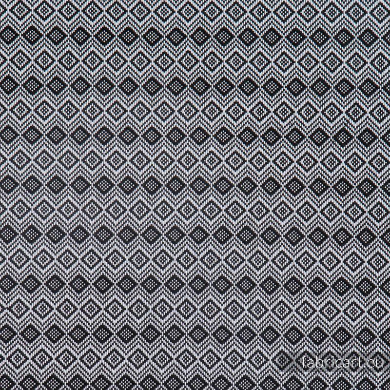CARRE OPHELIA, ćwiartka tkaniny, splot żakardowy, rozmiar 50cm x 70cm #babywearing