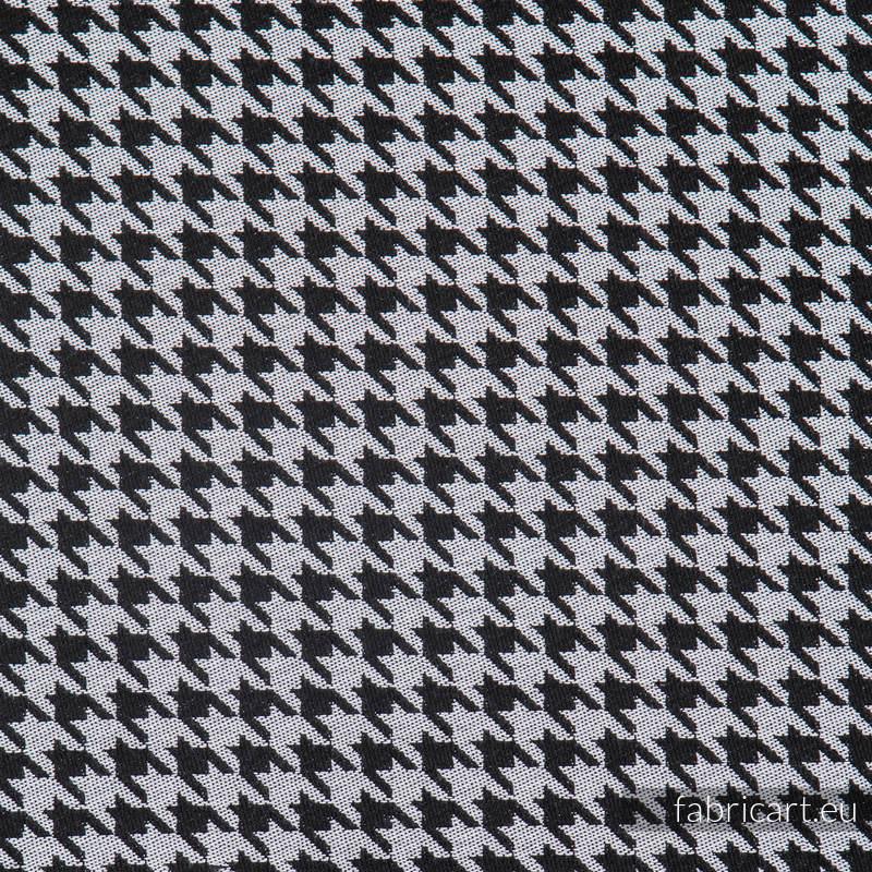 LITTL PEPITKA CLASSIC, fabric quarters, jacquard, size 50cm x 70cm #babywearing