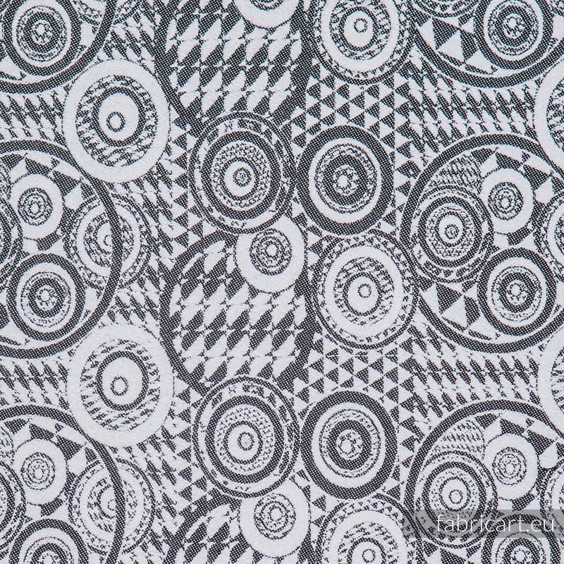 PLAYGROUND CLASSIC, ćwiartka tkaniny, splot żakardowy, rozmiar 50cm x 70cm #babywearing