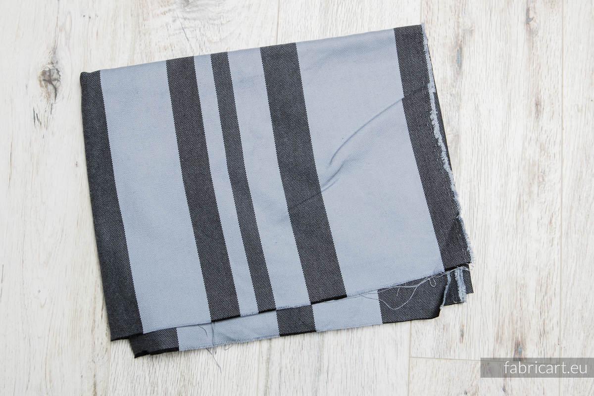 GWIEZDNY PYŁ, kupon tkaniny, splot skośno-krzyżowy, rozmiar 100cm x 140cm #babywearing