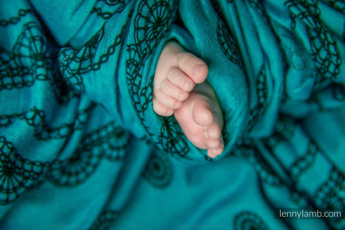 Mulldecke - DIVINE LACE REVERSE 2.0 #babywearing