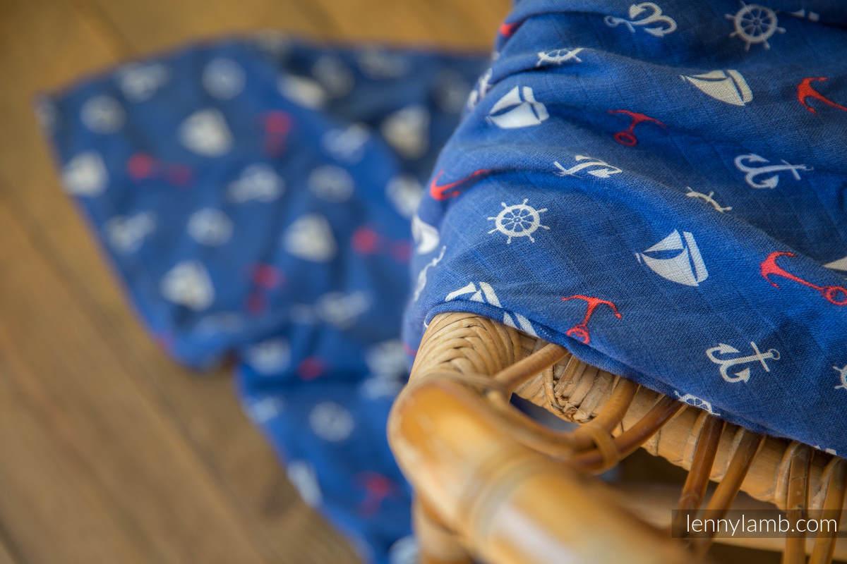 Swaddle Wrap - SAILOR (grade B) #babywearing