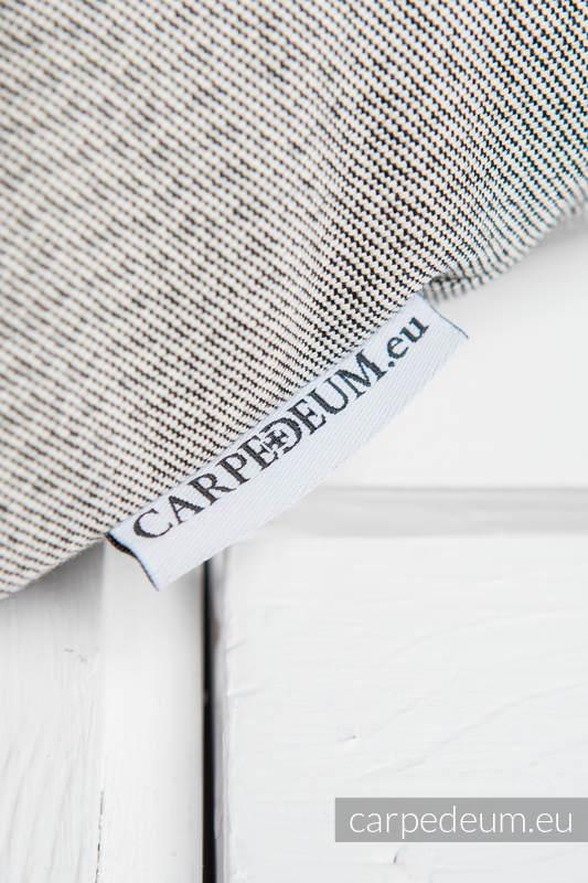 Poduszka żakardowa, (100% bawełna) - BENEDYKT - uniwersalny rozmiar 31cmx43cm #babywearing