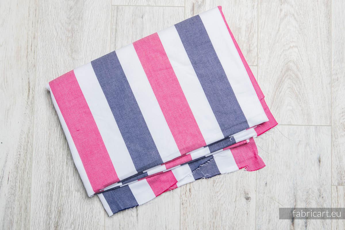 MARSEILLAISE, fabric scrap, broken twill weave, size 180cm x 140cm #babywearing