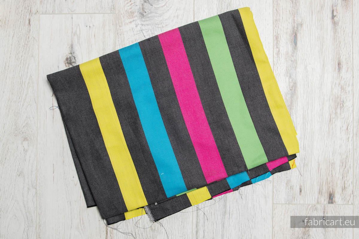 NOC, kupon tkaniny, splot skośno-krzyżowy, rozmiar 200cm x 140cm #babywearing