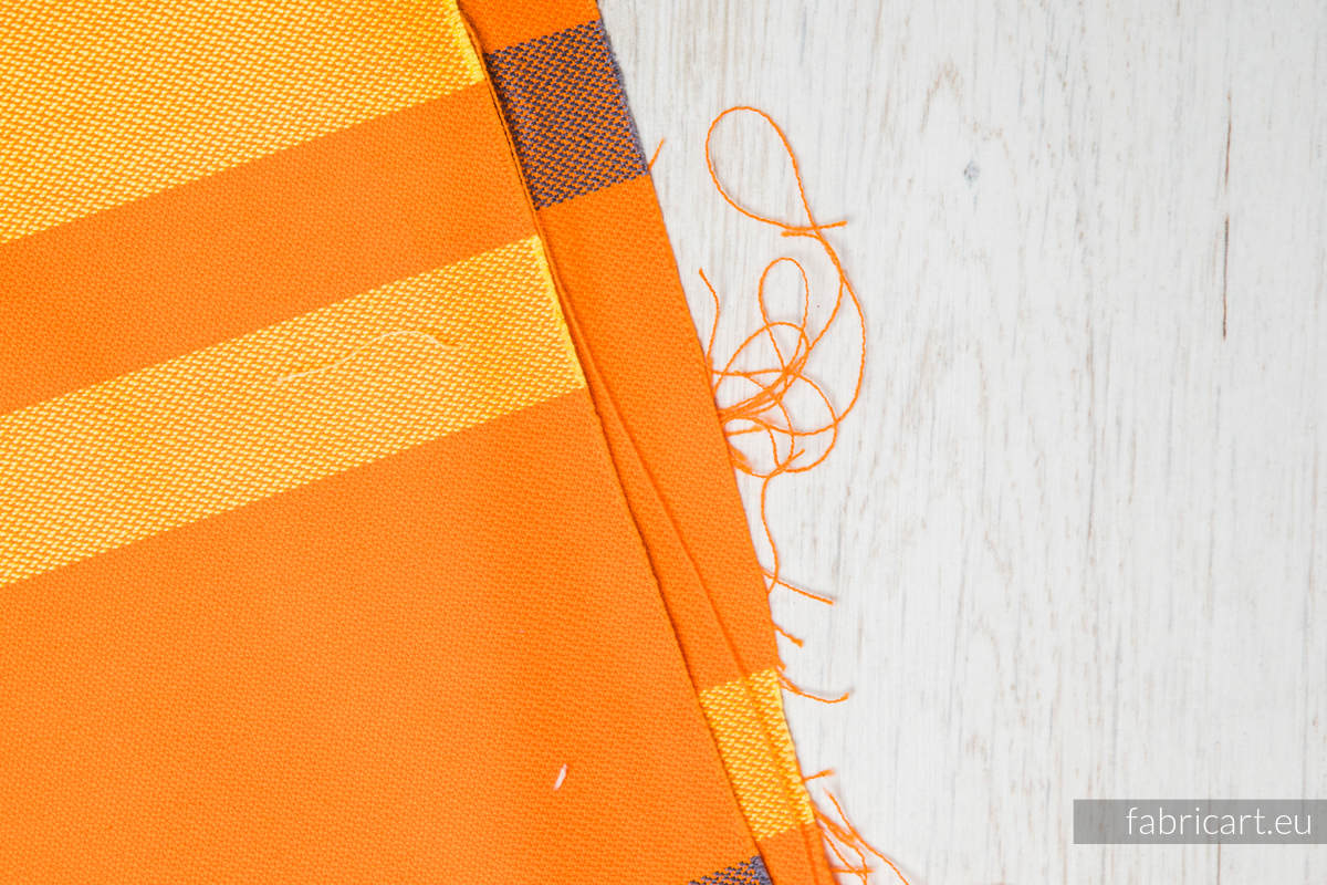 JESIENNA FANTAZJA, kupon tkaniny, splot skośno-krzyżowy, rozmiar 100cm x 140cm #babywearing