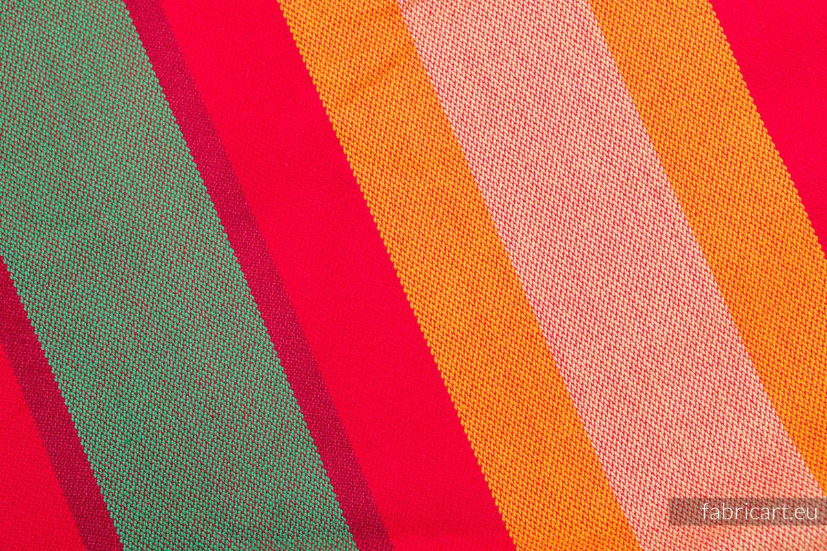 JESIEŃ, kupon tkaniny, splot skośno-krzyżowy, rozmiar 200cm x 70cm #babywearing