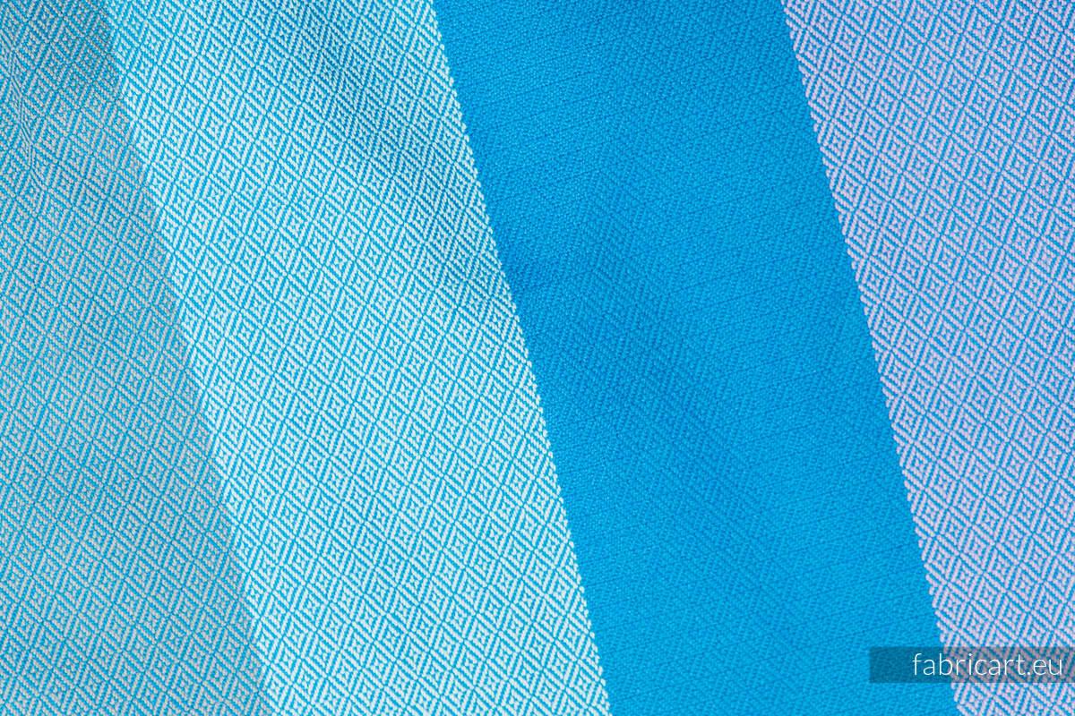 FINNISH DIAMOND, fabric scrap, diamond weave, size 200cm x 140cm #babywearing