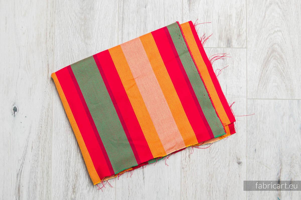 JESIEŃ, kupon tkaniny, splot skośno-krzyżowy, rozmiar 130cm x 140cm #babywearing