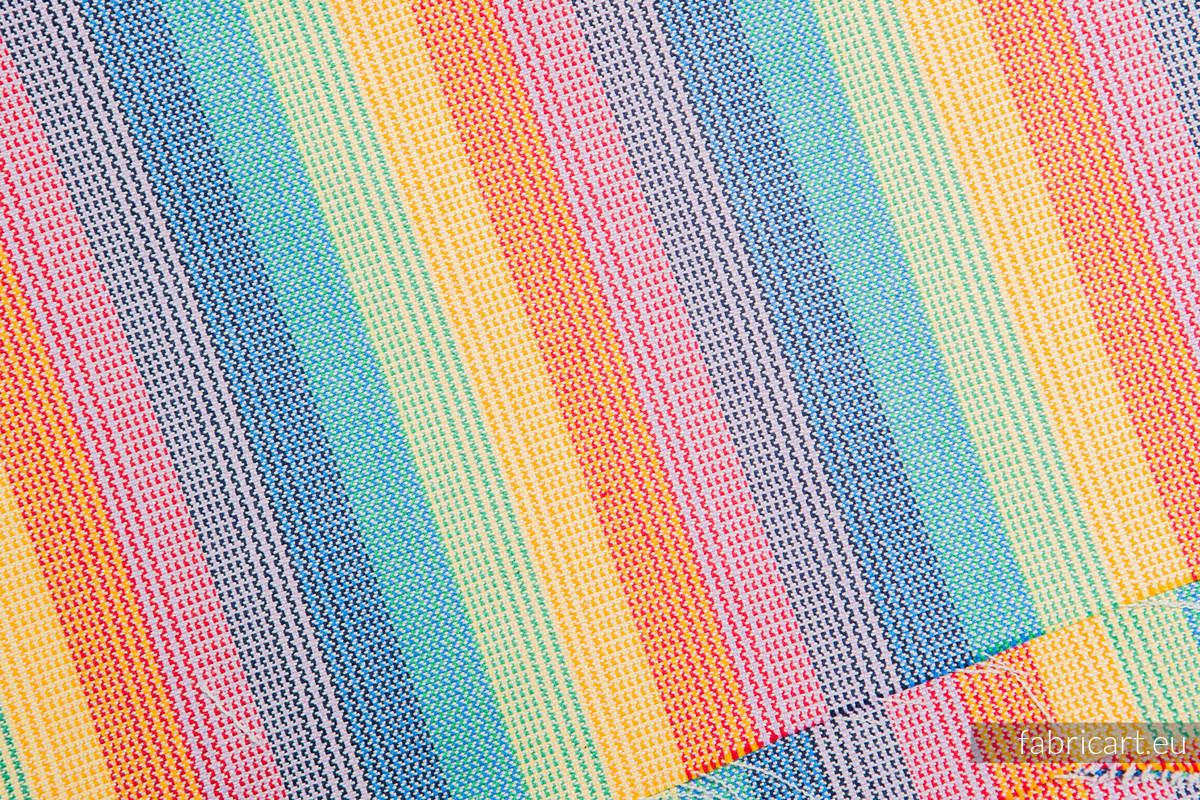 LUNA, kupon tkaniny, splot skośno-krzyżowy, rozmiar 130cm x 140cm #babywearing