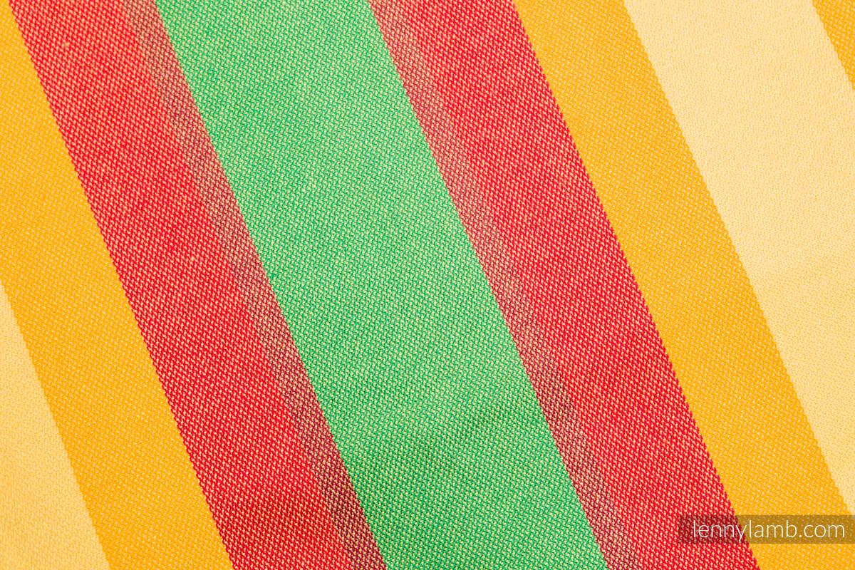 WIOSNA, kupon tkaniny, splot skośno-krzyżowy, rozmiar 100cm x 140cm #babywearing