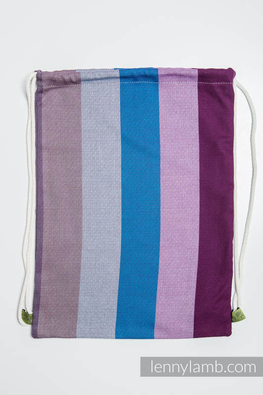 Plecak/worek - 100% bawełna - NORWESKI DIAMENT - uniwersalny rozmiar 32cmx43cm (drugi gatunek) #babywearing