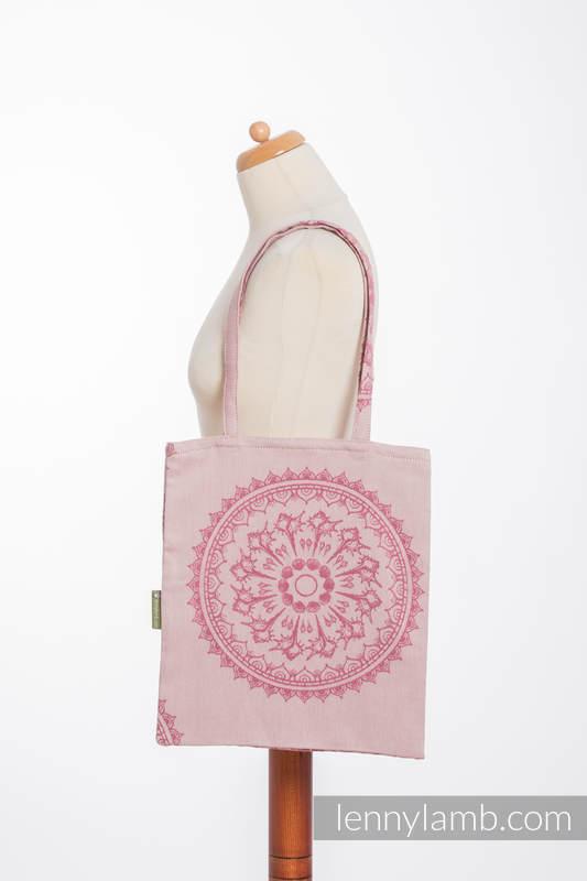 Shopping bag made of wrap fabric (100% cotton) - SANDY SHELLS  #babywearing