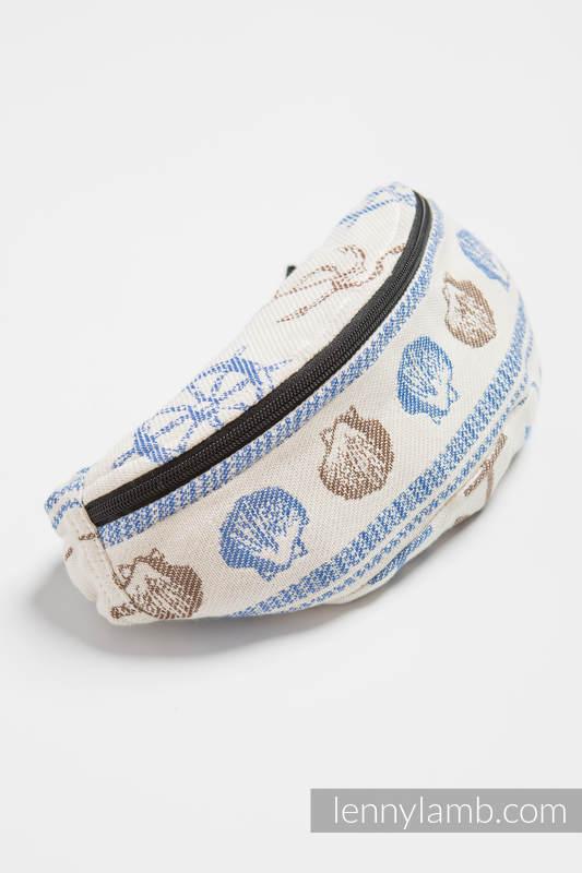 Waist Bag made of woven fabric, (100% cotton) - BALTICA 2.0 #babywearing