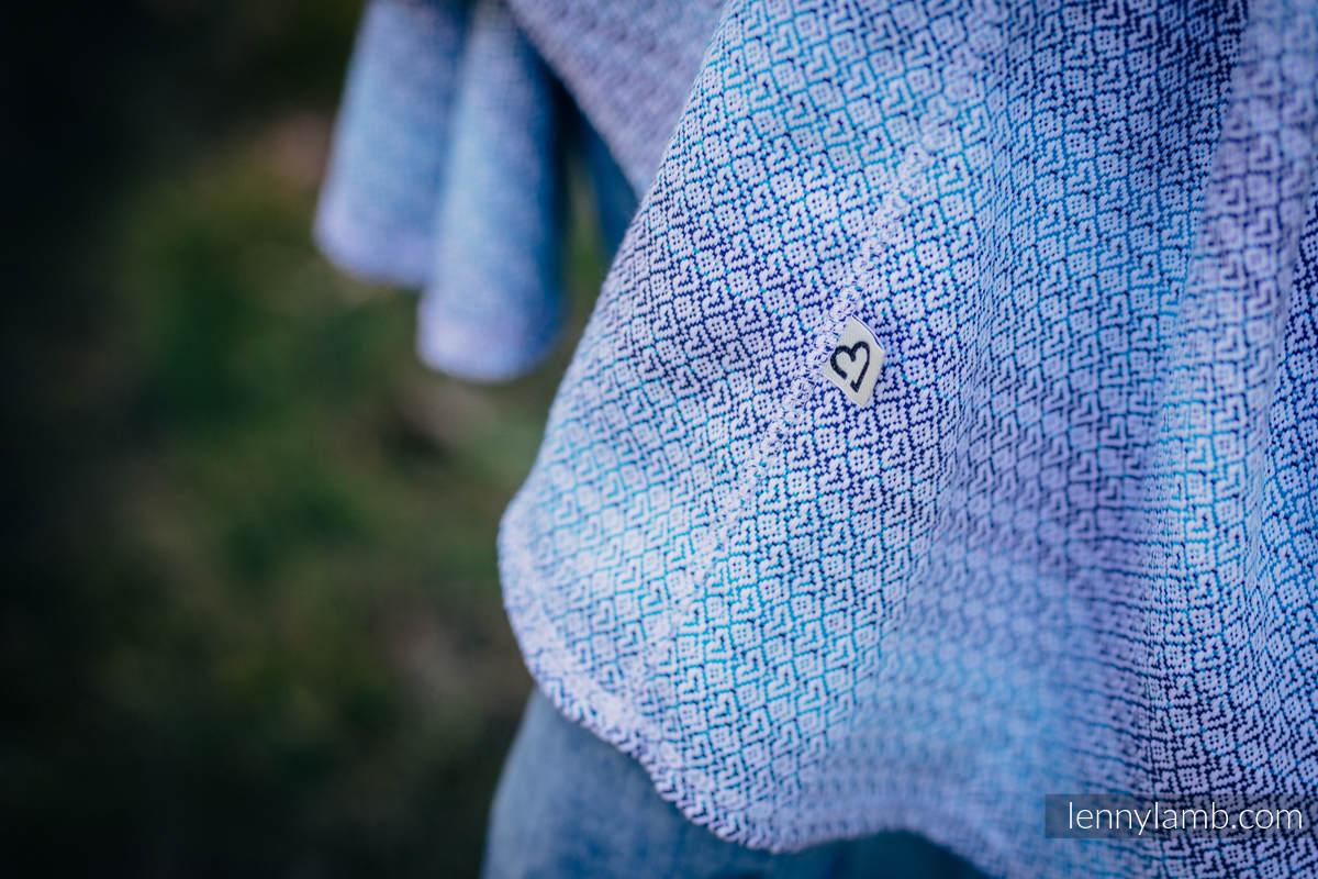 Long Cardigan - size L/XL - Little Love Breeze #babywearing