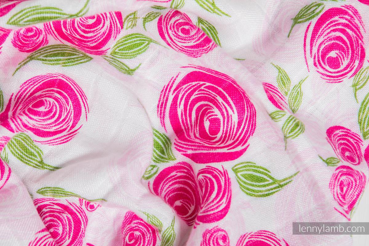 Swaddle Wrap - ROSE BLOSSOM #babywearing