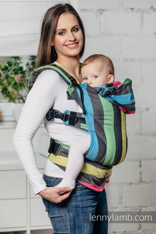Ergonomic Carrier Baby Size Broken Twill Weave 60 Cotton 40