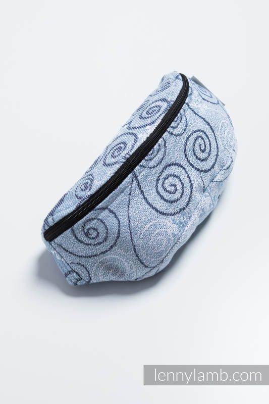 Waist Bag made of woven fabric, (100% cotton) - WINTER PRINCESSA  #babywearing