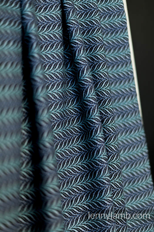 Fular, tejido jacquard (100% algodón) - YUCCA - FUNKY / PRE-ORDER - talla L #babywearing