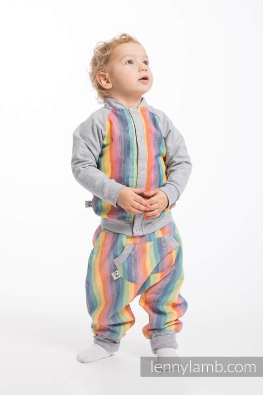 Children sweatshirt LennyBomber - size 74 - Luna & Grey #babywearing