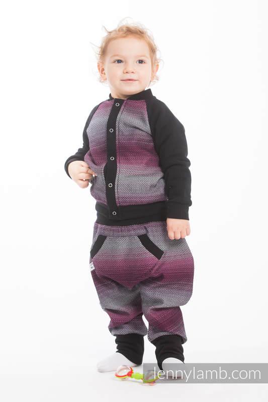 Bluza dla dziecka LennyBomber - rozmiar 80 - Mała Jodełka Inspiracja #babywearing