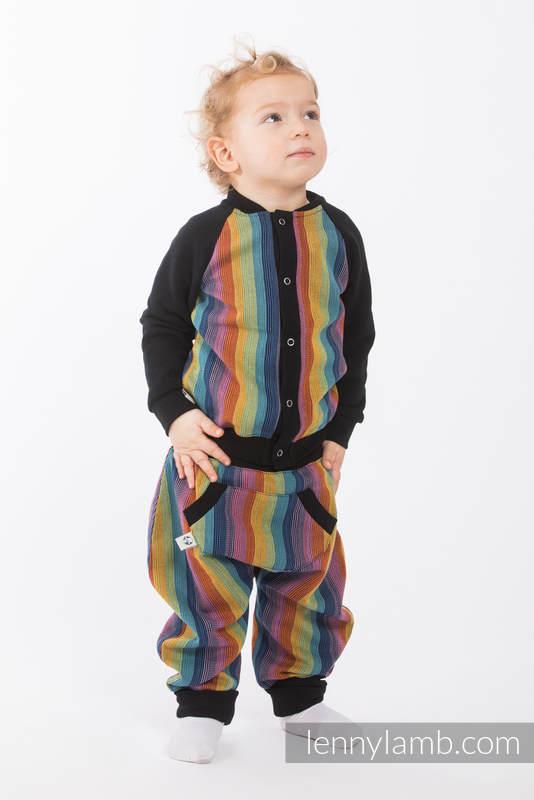 LennyBomber - Größe 80 - Paradiso Cotton #babywearing